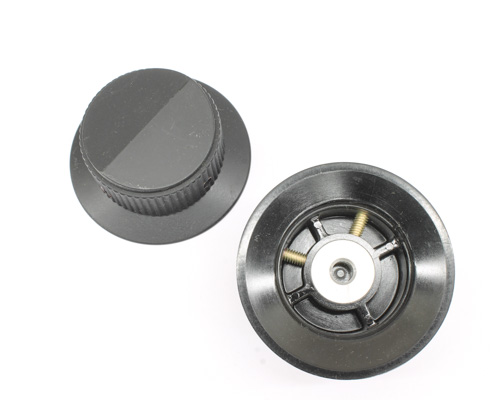 Picture of 175-3-2G RAYTHEON knob plastic Skirted