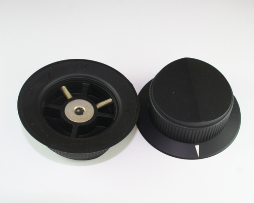 Picture of 225-3-2G RAYTHEON knob plastic Skirted