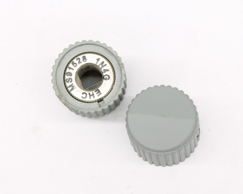 Picture of MS91528-1N4G RAYTHEON knob plastic ribbed