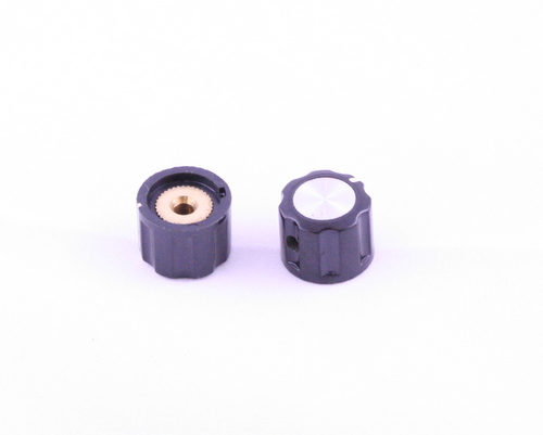 Picture of TS50-2WLI RAYTHEON knob plastic Ribbed