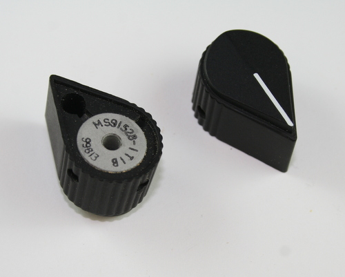 Picture of MS91528-1T1B RAYTHEON knob plastic Pointer