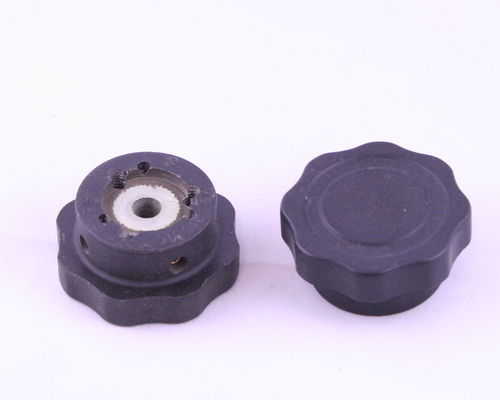 Picture of 125-1-2G EHC knob plastic Finger grip