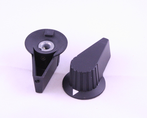 Picture of 409-PD2-K1 RAYTHEON knob plastic Pointer