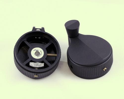 Picture of 225-6-2G EHC knob plastic Crank