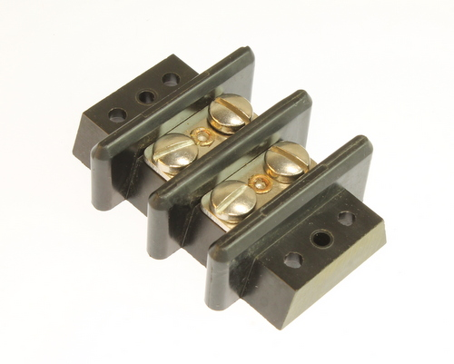 Picture of 2-150 CINCH connector terminal blocks cinch barrier blocks 150 series
