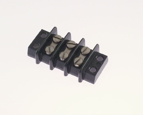 Picture of terminal blocks cinch barrier blocks 140 series connectors.