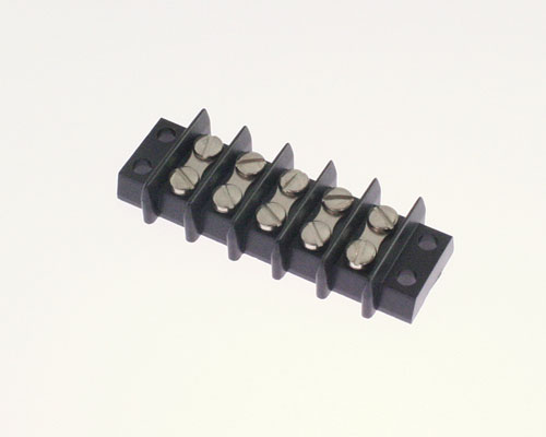 Picture of terminal blocks cinch barrier blocks 142 series connectors.