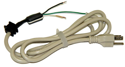 Picture of VM0233S HIRAKAWA cable Power Cord Bare Ended