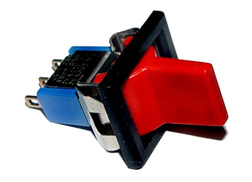 Picture of 572-1321-0805-040 DIALIGHT switch Toggle  Miniature