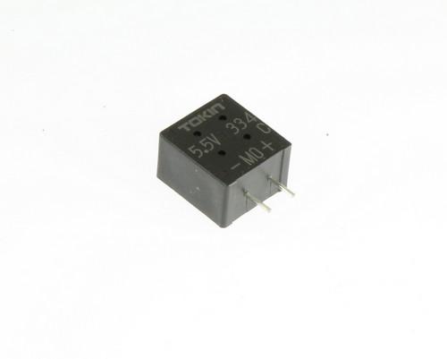 Picture of FMCOH334Z TOKIN capacitor 330,000uF 5.5V Super