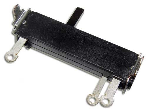 Picture of HD-29 1115-5K00 byab potentiometer 5 kOhm,  slide pot