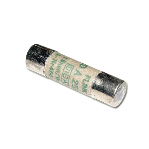 Picture of 46002 SIBA fuse 20A 250V Cartridge 0.4x1.5in Time Delay