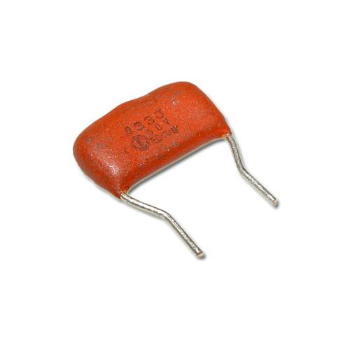 Picture of 433J50V BYAB capacitor 0.043uF 50V Film Polyester Radial