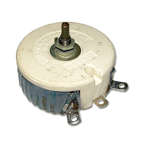 Picture of H-100 byab potentiometer 1 Ohm, 100W rheostat 100 Watt