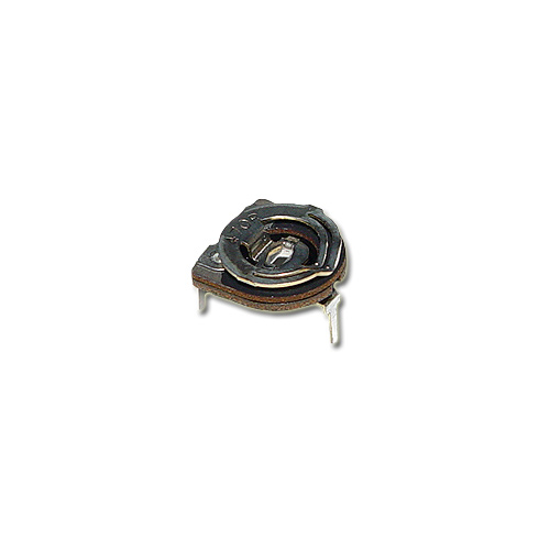Picture of 2322 410 90438 byab potentiometer 470 Ohm,  THUMBWHEEL