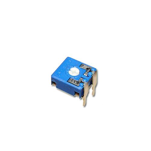 Picture of 21411210 byab potentiometer 1 kOhm,  Trimpot