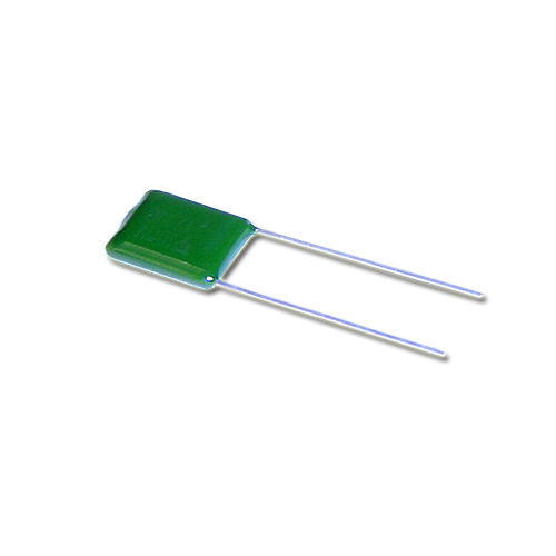 Picture of Q124K100 QUALITY COMPONENTS capacitor 0.12uF 100V Film Polyester Radial