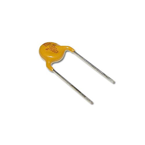 Picture of D68UW221MT1H-999 MDC capacitor 220pF 250V Ceramic Disc