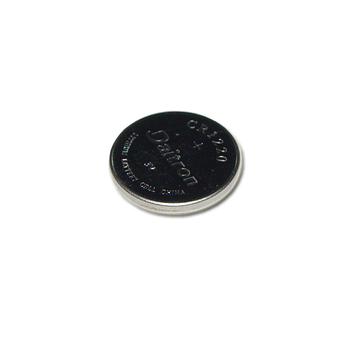 Picture of CR1220 DAITRON battery 3V  coin