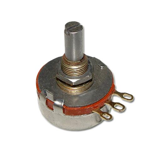 Picture of 1-120-100 byab potentiometer 2 kOhm, 2W Rotary