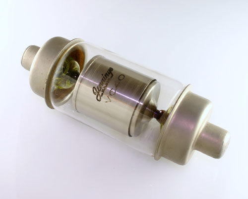 Picture of VC-40 JENNINGS capacitor 40pF 20000V Vacuum