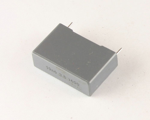 Picture of R76TN2196SE NISSEI ARCOTRONICS capacitor 0.0196uF 1600V Film Polypropylene Radial