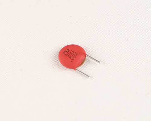 Picture of 562CZ5UFF501AG103M VISHAY capacitor 0.01uF 500V CERAMIC Disc