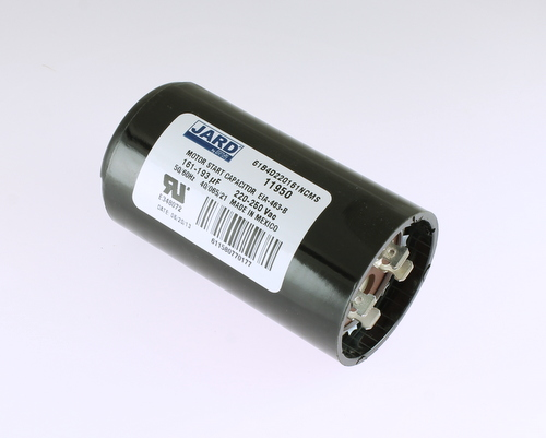 Picture of D21A2210M22 AEROVOX capacitor 10uF 220V Application Motor Run