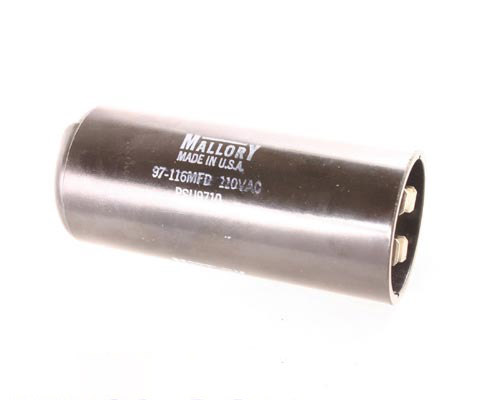 Psu9710 mallory capacitor 110v application motor start for Mallory ac motor starting capacitor
