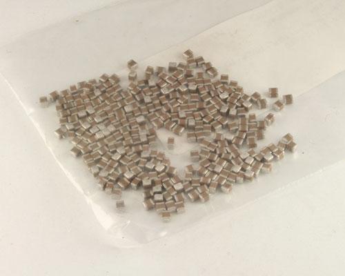 Picture of C1210C106K8PAC KEMET capacitor 10uF 10V Ceramic Surface Mount