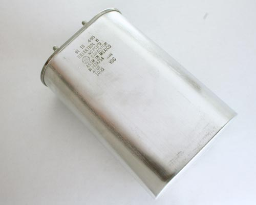 Picture of W343X754 GENERAL ELECTRIC capacitor 40uF 1000V Application Motor Run
