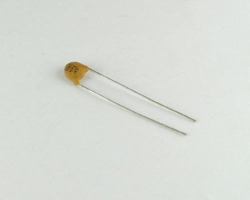 Picture of CD8R2J1KV.27NPO CD capacitor 8.2pF 1000V Ceramic Disc
