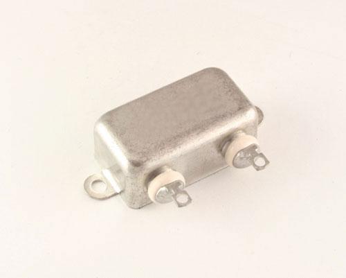 Picture of CP53B1EG104K1 SPRAGUE capacitor 0.1uF 1000V Oil Hermetically Sealed Radial