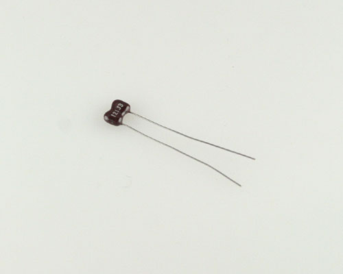 Picture of SD10121J301 RTM capacitor 120pF 300V Silver Mica Dipped