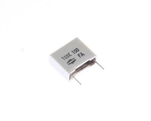 Picture of BF1031HTPK FA capacitor 0.01uF 100V Film Radial