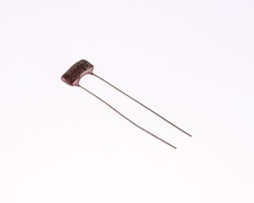 Picture of DM85J250V EL MENCO capacitor 85pF 250V Silver Mica Dipped