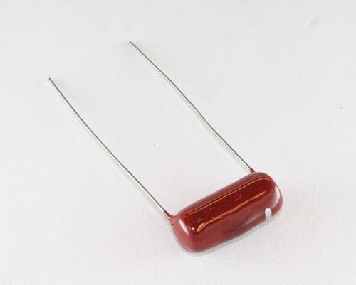 Picture of FC823K400 EL MENCO capacitor 0.082uF 400V Film Radial