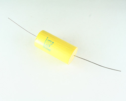 Picture of MPE11-5-200-5 SOUTHERN ELECTRONICS F-DYNE capacitor 5uF 200V Film Metallized Polyester Axial