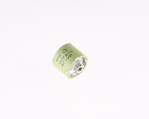 Picture of 850S BYAB capacitor 100pF 5000V Ceramic Transmitting