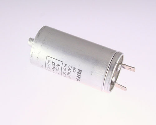 Picture of PHH481-MD780 RIFA capacitor 8uF 250V Application Motor Run