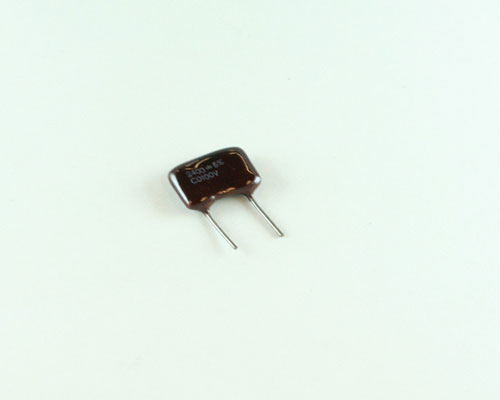 Picture of DM19J2400PF CDE capacitor 0.0024uF 100V Silver Mica Dipped