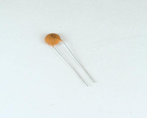 Picture of CD272K1000V.31Z5U-FL KCK capacitor 0.0027uF 1000V Ceramic Disc