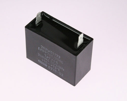 Picture of EMPP705J300L GCON capacitor 7uF 300V Application Motor Run