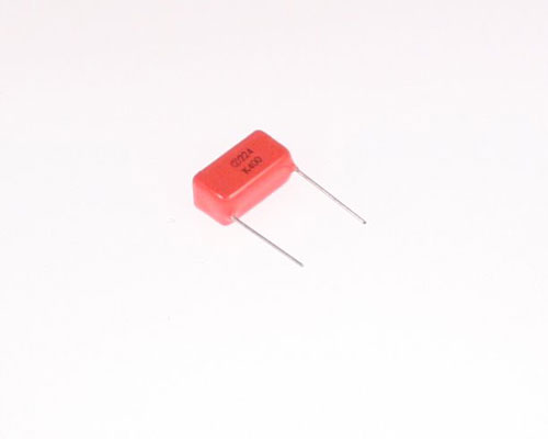 Picture of 453P224X9400MA SPRAGUE capacitor 0.22uF 400V Film Metallized Polyester Radial