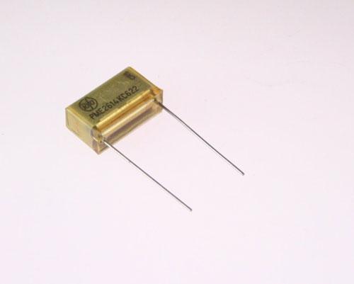 Picture of PME2614KC622 EVOX-RIFA capacitor 0.22uF 400V Film Metallized Paper Radial