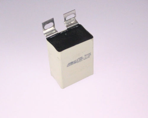 Picture of X329S ASC capacitor 8uF 600V Film Metalized Polypropylene Radial