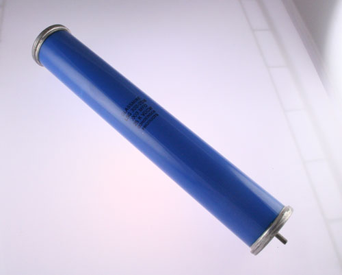 Picture of LSG302-25M GLASSMIKE capacitor 0.003uF 25000V Glass Axial