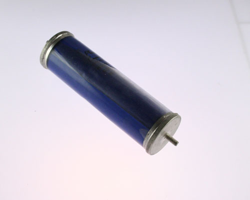 Picture of HG100-502A PLASTIC CAPACITORS capacitor 0.005uF 10000V Glass Axial