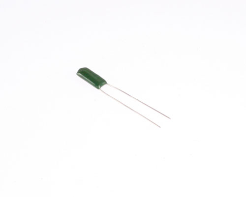 Picture of RM822J100 BYAB capacitor 0.0082uF 100V Film Radial