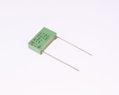 Picture of RC1900-410-004 ERO capacitor 0.1uF 250V Film Radial